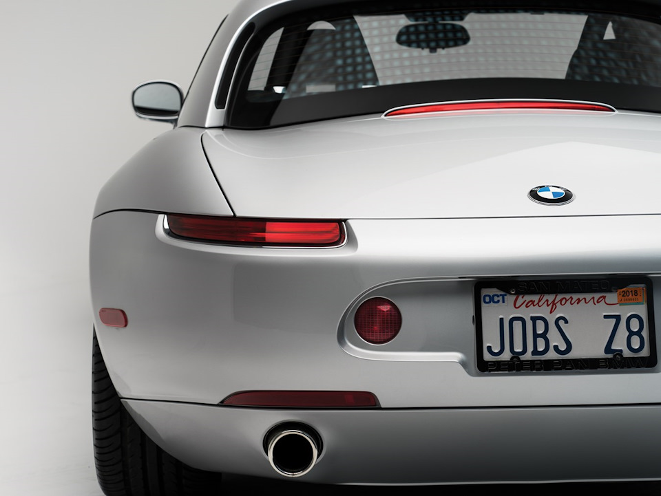 JOBSZ8 - funny license plate of America